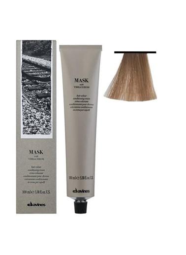 Davines Davines Mask Vibrachrom Saç Boyası 8,21 Açık Kumral Irize Küllü 100 Ml Renksiz